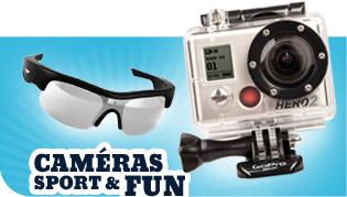 Caméras Sport & Fun